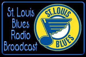 St. Louis Blues Radio Broadcast